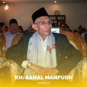 KH. Sahal Mahfudh